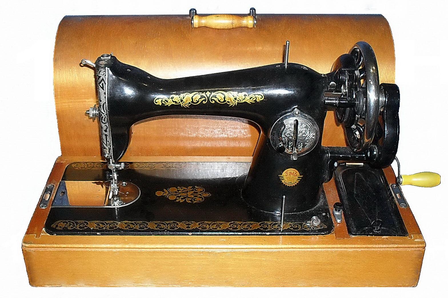 Инструкция к к швейной машинке подольск 2м